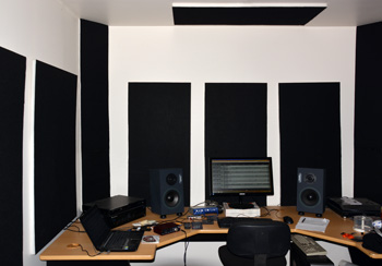 Incroyable Polyester Acoustic Panels For New Zealand Studios U0026 Home Theatres