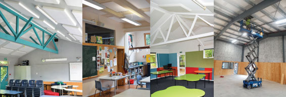 School Classroom, Offices & HallAcoustic Panels, Acoustic Foam Panel NZ